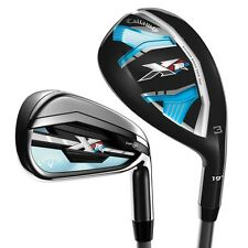 New Womens 2015 Callaway XR 5h-SW Combo Iron Set Ladies flex Graphite Irons