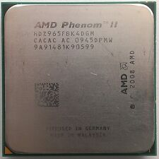 AMD Phenom II X4 965 Black Edition Deneb Quad-Core 4x 3.4 GHz Sockel AM3