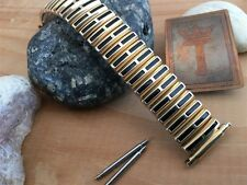 Elgin Gold-Filled New Old Vintage Watch Band Premium USA Made 1950s nos