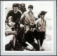 THE BEATLES POSTER PAGE . 1965 FILMING HELP! MOVIE JOHN LENNON . H55