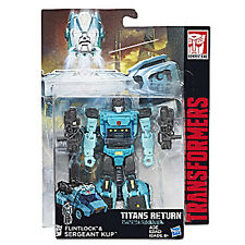 Hasbro Transformers Generation Titans Return Wave4 Deluxe Flintlock Sergeant Kup