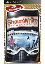 SHAUN WHITE SNOWBOARDING        -----   pour PSP  / EE
