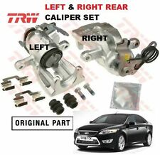 FOR FORD MONDEO SALOON ESTATE 2007--  REAR LEFT LH & RIGHT RH BRAKE CALIPER SET