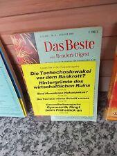 Reader's Digest, Das Beste, August 1969