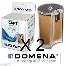 2 Cassette steam cleaner DOMENA anti limestone NVT CS 500350227 500970860