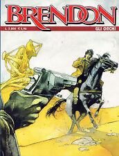 [xmt] BRENDON ed. Sergio Bonelli 2000 n. 14