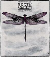 The Fairy Queen - Henry Purcell - Polish Opera Poster  - Kaja