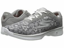 SKECHERS Women Performance Go Walk 4-Excite Walking Shoes (14161/GRY) Gray Sz 10