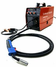 Schwartzmann Professional MIG/MMA/ARC 200A IGBT GAS GASLESS FREE UK SHIPPING