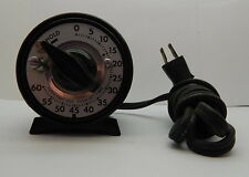 M.H. Rhodes Mark Time Electric Timer Vintage R11665