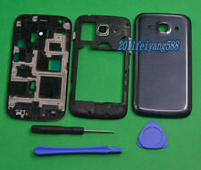 Black Housing Case Replacement Faceplate Cover For SAMSUNG GALAXY ACE 3 S7272