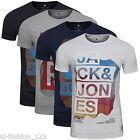 JACK & JONES HERREN T-SHIRT ADVANCE TEE REG FIT Gr.S,M,L,XL,XXL UVP 14,95€