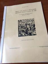 NAPOLI E LA PESTE 1656 - ARCHIVIO STORICO -