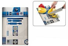STAR WARS - R2-D2 - Schneidebrett / Chopping Board / Planche a Hacher - OVP