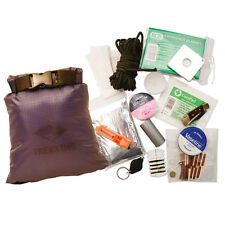 BCB Trekking Hiking Survival Kit Pouch Tin Bushcraft Military Waterproof UK