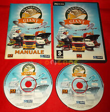 TRANSPORT GIANT Pc Versione Italiana ○ COMPLETO - DG