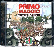 PRIMO MAGGIO TUTTO L'ANNO 2007 CD