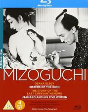 The Mizoguchi Collection: New Blu-Ray