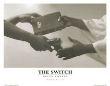 Brian Forbes The Switch 18x24 print poster art guns bible it is never too late