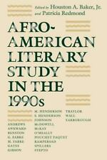 Afro-American Literary Study in the 1990s (Black Literature and Culture)  Paper