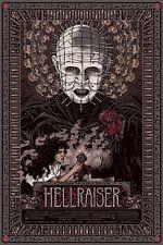 Hellraiser Movie Poster 46/245 Horror Art Florian Bertmer Mondo Halloween