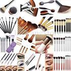 20 SET Kabuki Concealer Hoch Qualität Makeup Rouge Pinselset Grundierung Bürsten