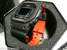 Casio G-SHOCK DW5600HR-1 Black X Red Heritage Color