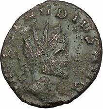 CLAUDIUS II Gothicus as Valour of Rome 268AD  Ancient Roman Coin  i50736