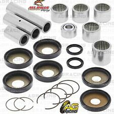 All Balls Swing Arm Linkage Bearings & Seal Kit For Suzuki RM 250 1989 Motocross