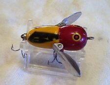 HEDDON TINY CRAZY CRAWLER LURE  01/27/17MW  3 EYE COLOR