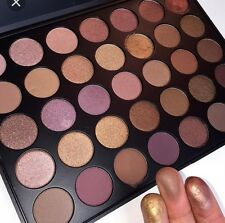 MORPHE BRUSHES 35T Taupe AUTHENTIC Eyeshadow Palette BNIB