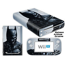 Skin Decal Wrap Sticker For Nintendo WII U Console And Controller Gaming #0026