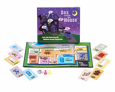 SEX AROUND THE HOUSE! ADULT BOARD GAME Kama Sutra Steamy Hot Horny Fun Gift