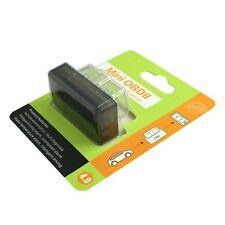 Mini OBDII OBD2 Bluetooth 4.0 ELM327 Diagnostic Scanner for Apple iOS Android PC