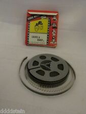 VINTAGE LAUREL & HARDY - ATLAS FILMS - 8MM - H-58 COME CLEAN