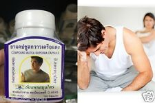Butea Superba Male Sexual Enhancer 300 Capsules Natural Herb Booster Supplements