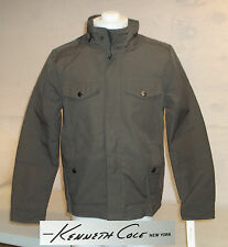 Kenneth Cole New York Men's Jacket-OLIVE-LARGE-NWT