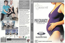 Pregnancy Fitness Plan-Aussie Fit-2 Workouts-[ 108 Minutes]-Pregnant-DVD