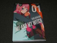 ME AND MY WITCH NR.1 - JPOP - NUOVO