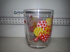 NUTELLA Glas Glazer Verre Bicchiere (nutellaglass 01.1.5.016) Natale 2000