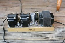 Pilot tube sa232 amplifier all original
