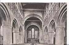 Cheshire Postcard - Chester - St John's Church - Interior    SL98