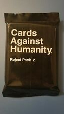 Cards Against Humanity Reject Pack 2