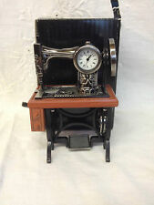Sewing machine miniature clock BNWB