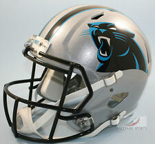 CAROLINA PANTHERS - Riddell Full Size Speed REPLICA Helmet