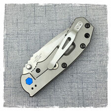 Titanium Pocket Clip For Zero Tolerance ZT0550 Hinderer Knives ZT0561