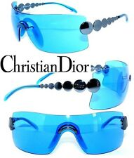 Ch DIOR SONNENBRILLE MILLENIUM BLAU PUNK So Real RUTHENIUM REFLECT + ARMANI ETUI