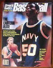 "1986-87 ""Street & Smith's Basketball Magazine"", 188 pages, College, Pro, Prep,"