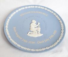 Wedgwood William Wilberforce Slavery plate - Am I not a man and a brother?