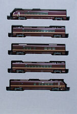 "Kato 10-1123 JR Series E655 ""NAGOMI"" 5 Cars Set (N scale)"